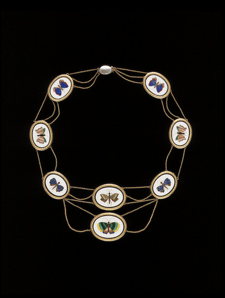 French_Pietra_Dura_Necklace