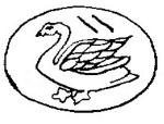 Poincon-Argent-plaque-moins-50-Cygne-BLANC-France