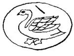 Poincon-Argent-plaque-plus-50-Cygne-BLANC-France
