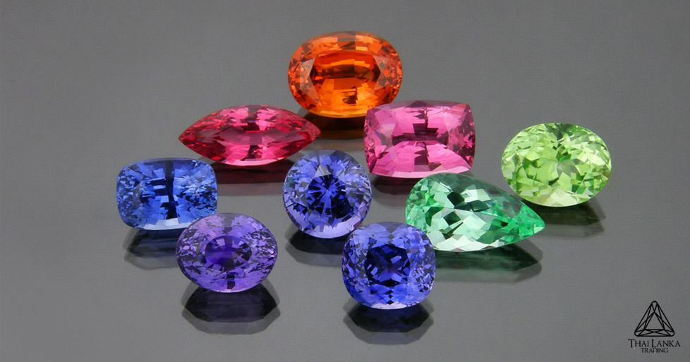 Sapphire-Spinel-Spess-Peridot-and-Paraiba-Gems