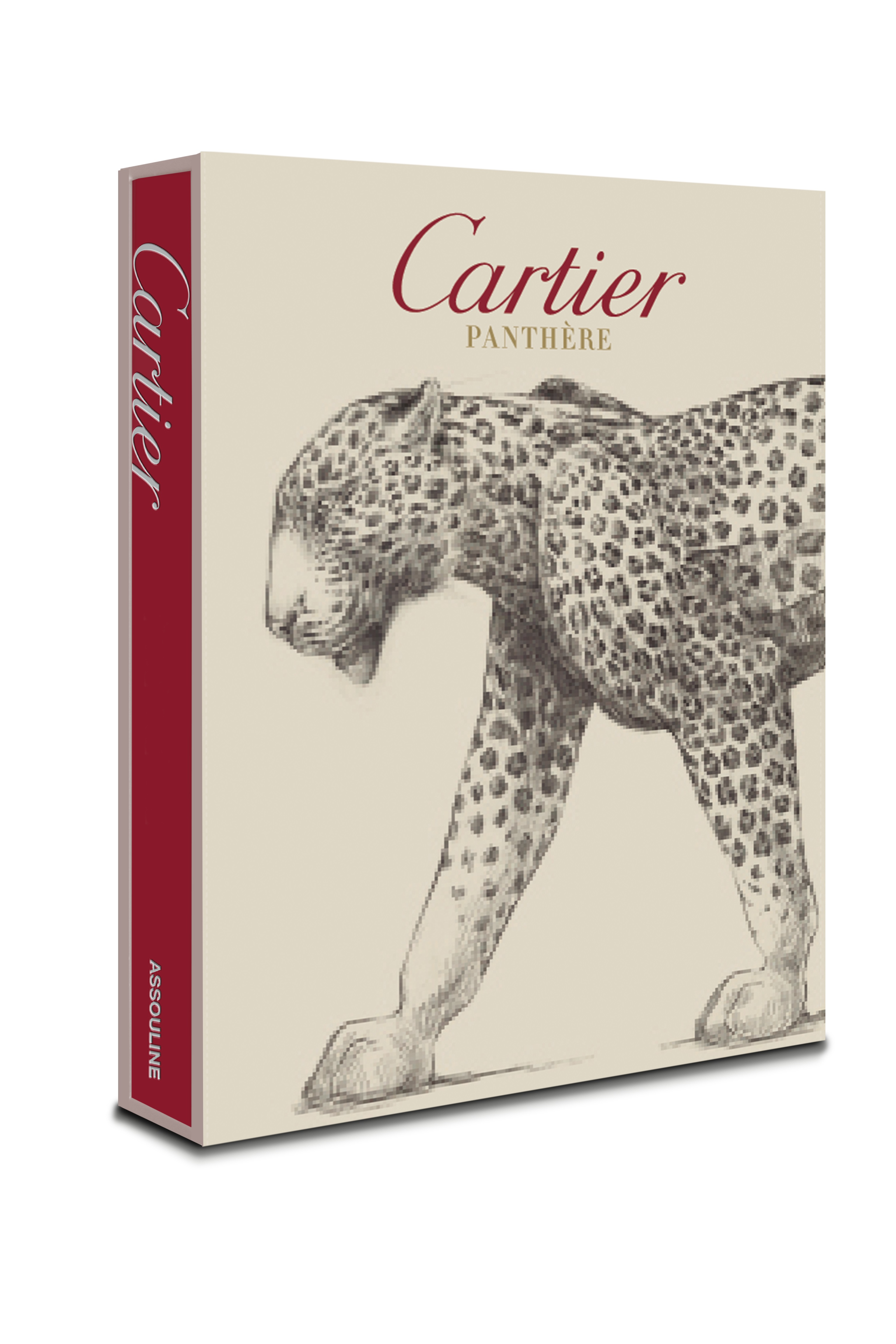 Cartier Panthere 3D