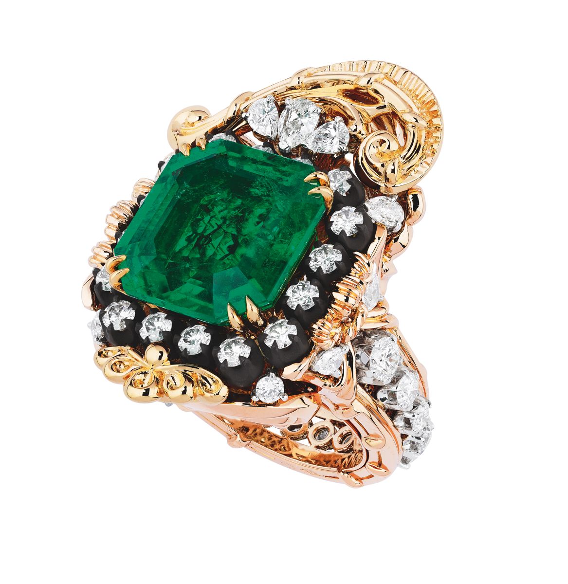APPARTEMENTS DE MESDAMES ARABESQUE RING (2)