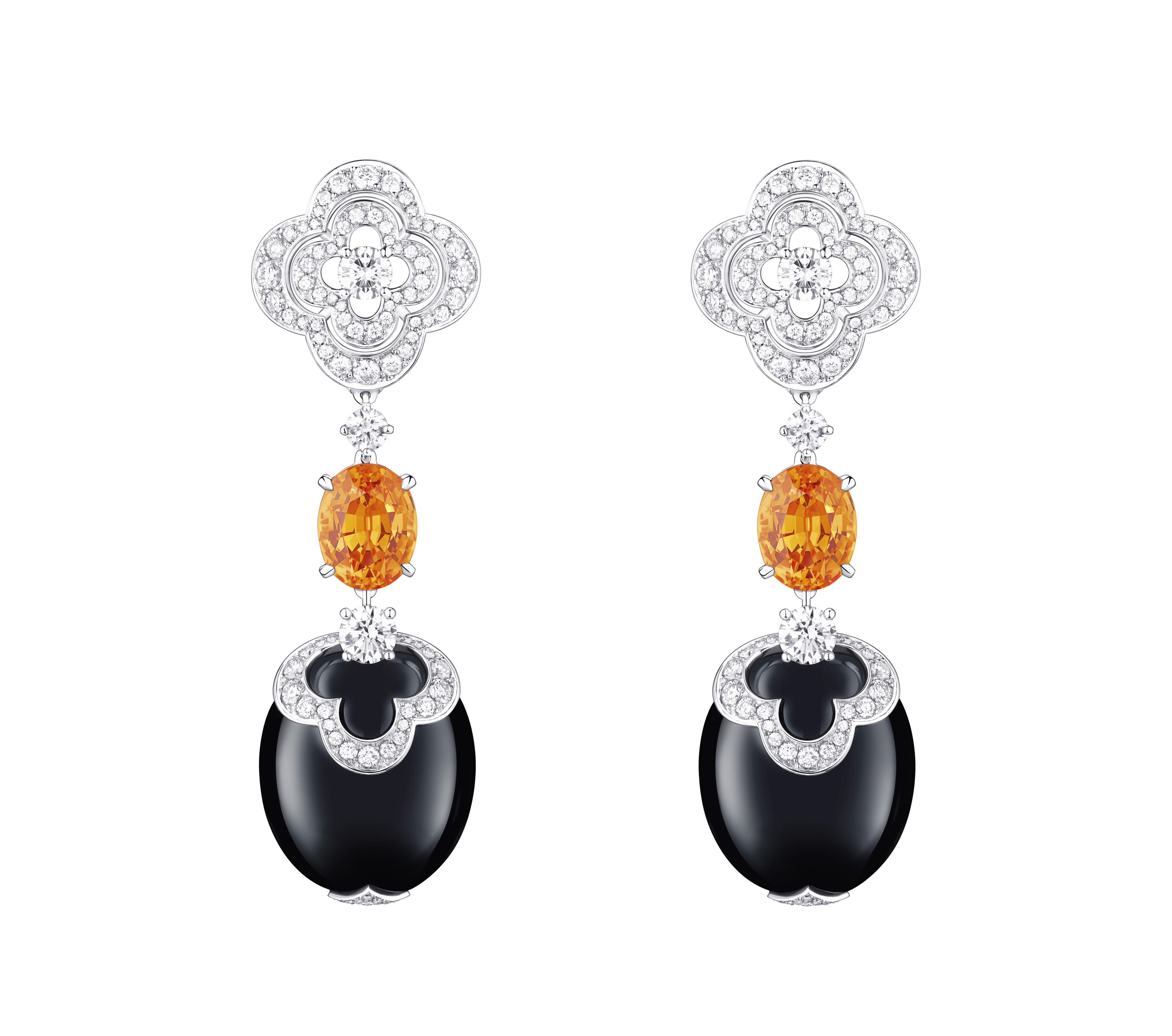 LV - Blossom - Mandarin Garnet - 3