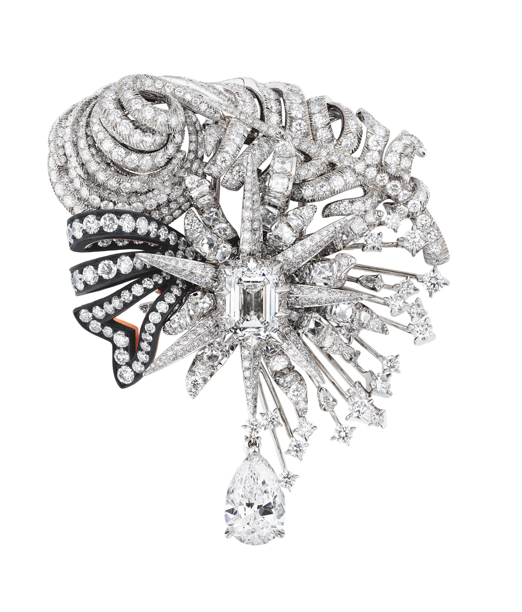SALON D'APOLLON BROOCH