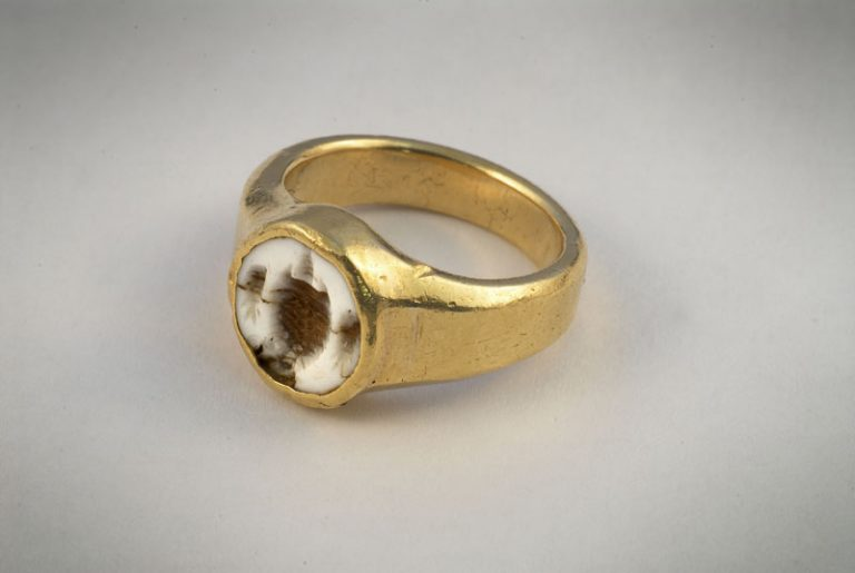 Bague dite anneau de St Arnoul