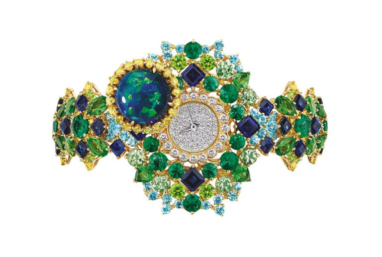 JOLY93028 - CAPTIVANTE OPAL HIGH JEWELLERY TIMEPIECE (3)