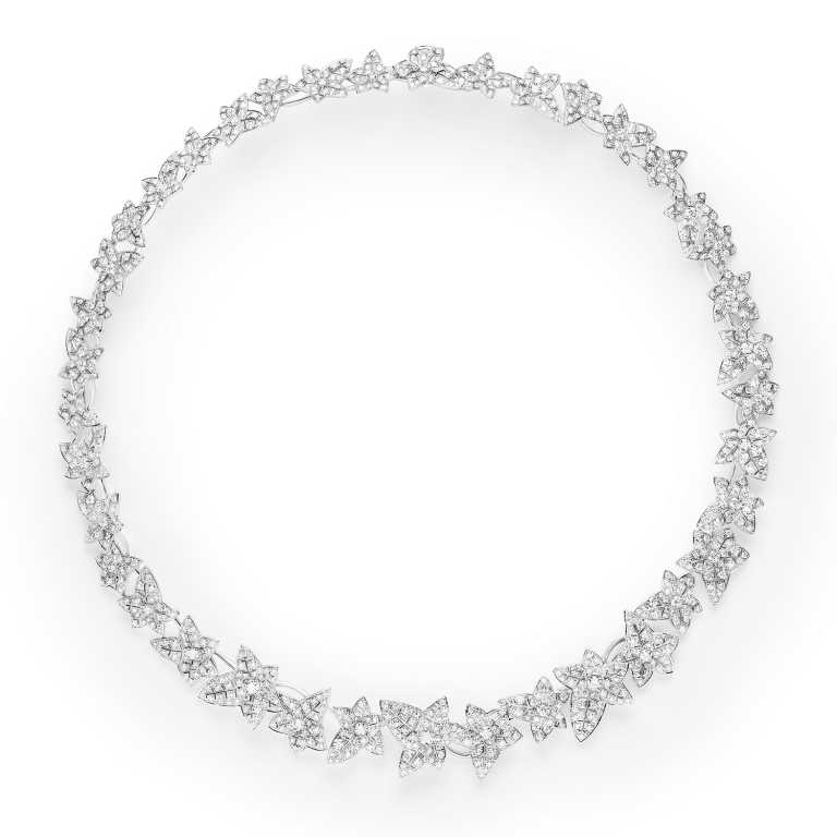Lierre de Paris Necklace (high jewelry)