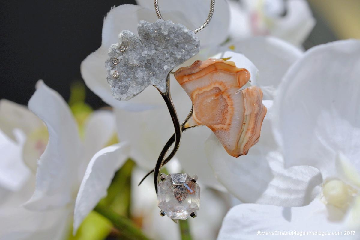 Un bijou pour noel, Sandrine Huet