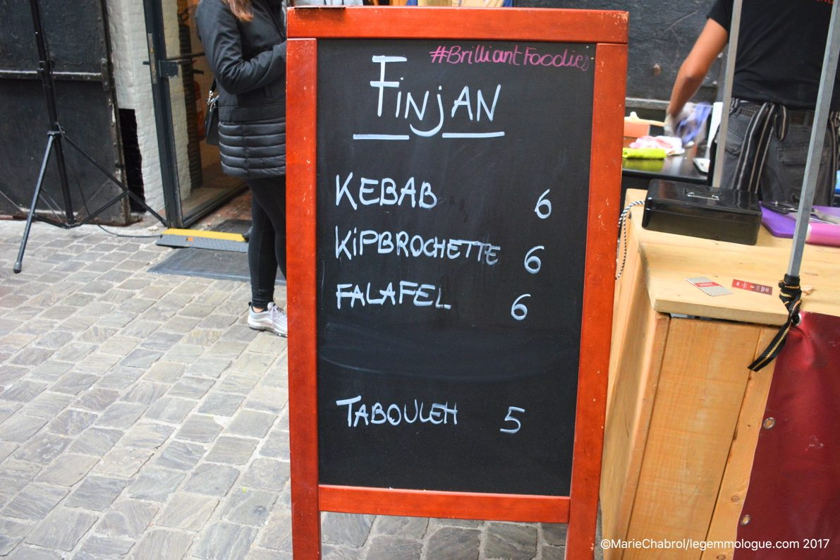 Anvers, brilliant foodies