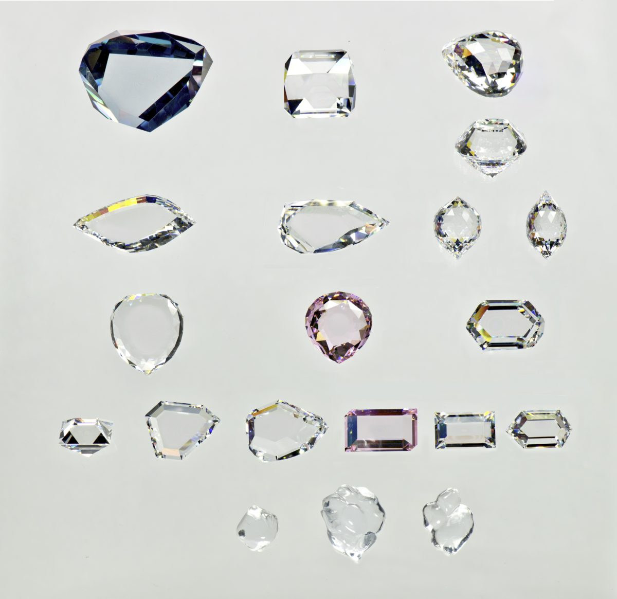 diamants louis XIV