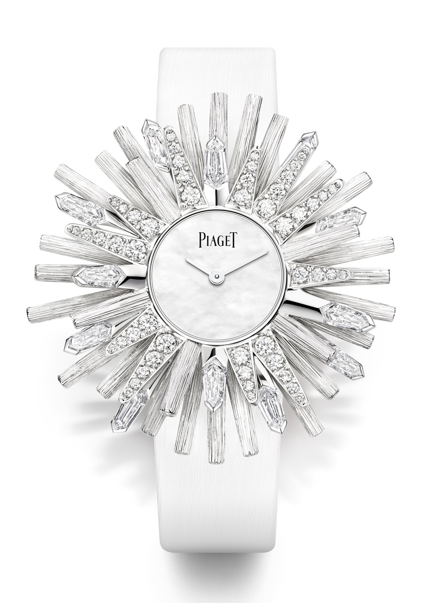 Piaget, Sunlight escape