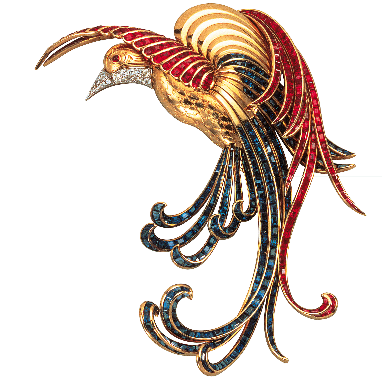 oiseaux, van cleef arpels