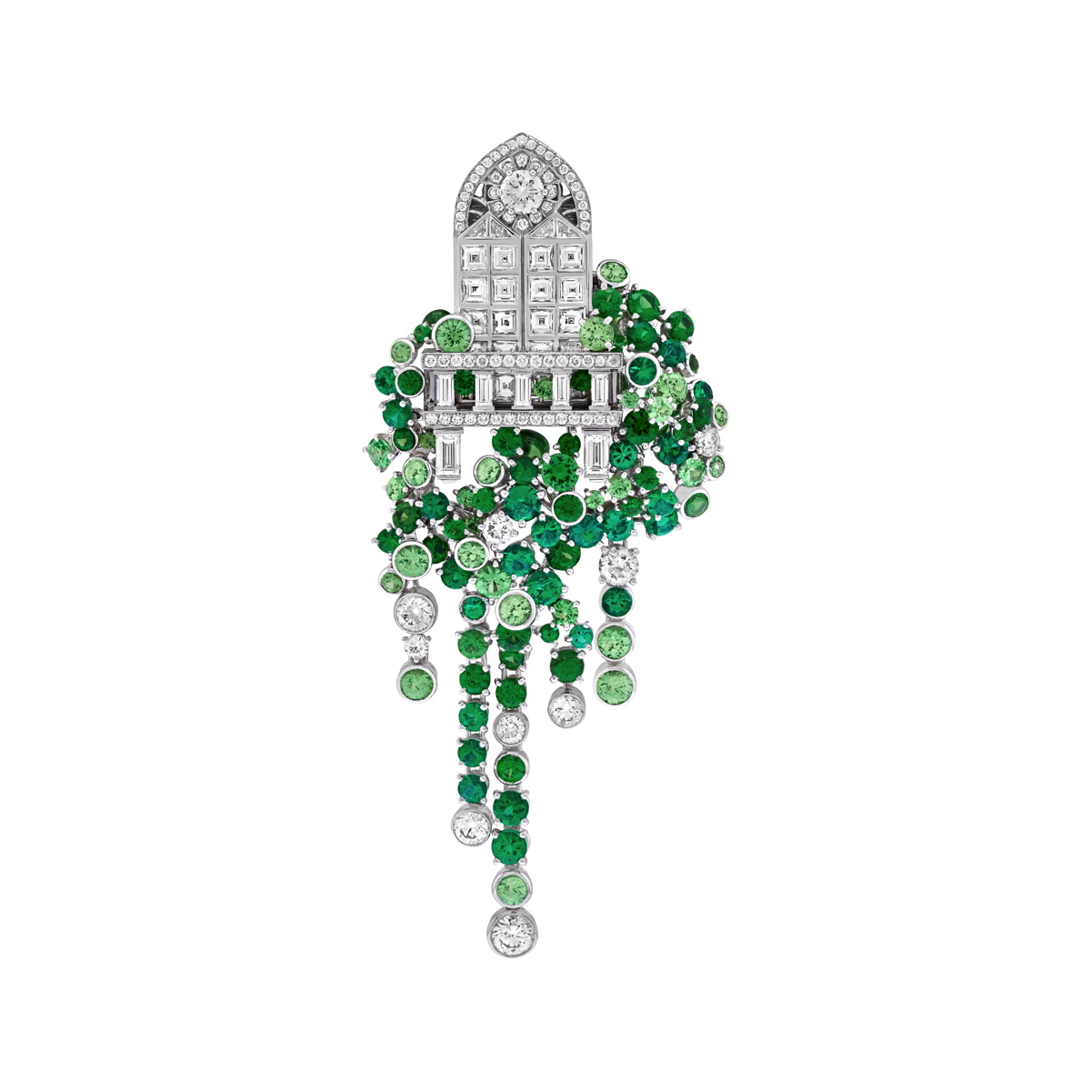 fashion week, van cleef & arpels