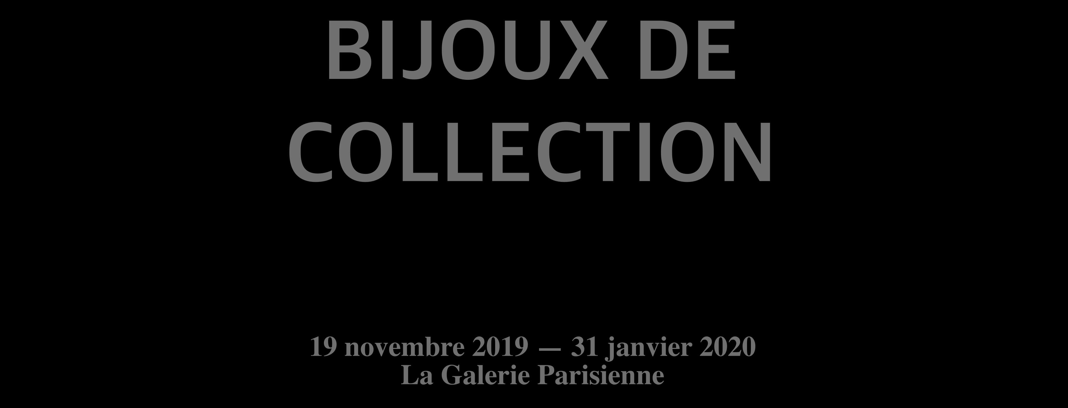 exposition bijoux